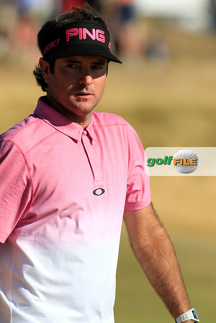 Bubba Watson (USA) on the 5th green during Friday's Round 2 of the 2015 U.S. Open 115th National Championship held at Chambers Bay, Seattle, Washington, USA. 6/20/2015.<br /> Picture: Golffile | Eoin Clarke<br /> <br /> <br /> <br /> <br /> All photo usage must carry mandatory copyright credit (&copy; Golffile | Eoin Clarke)