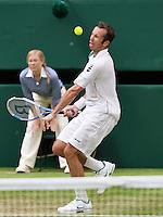 29-06-12, England, London, Tennis , Wimbledon, Radek Stepanek