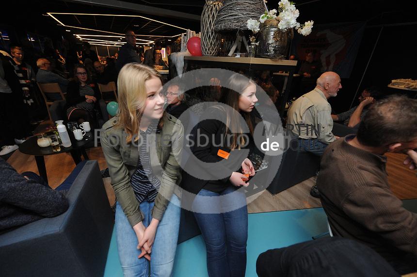 SCHAATSEN: HEERENVEEN: 18-03-2017, IJsstadion Thialf, Reunie STC Rutten, ©foto Martin de Jong