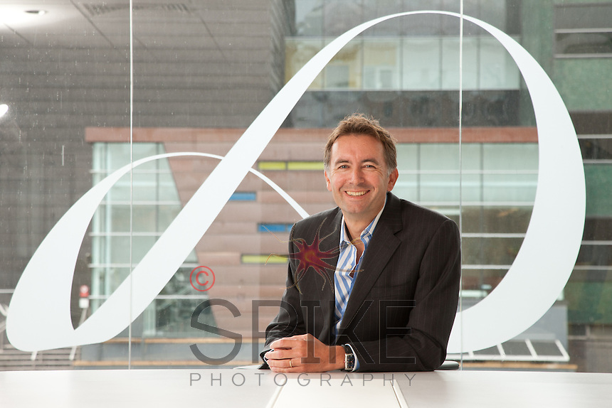 Glenn Crocker, chief executive of BioCity