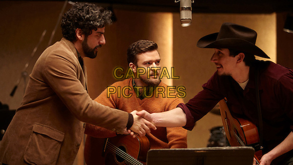 Oscar Isaac, Justin Timberlake, Garrett Hedlund<br /> in Inside Llewyn Davis (2013) <br /> *Filmstill - Editorial Use Only*<br /> CAP/FB<br /> Image supplied by Capital Pictures