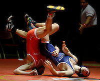 2015 5th annual NY/NJ Pinning Down Autism All State Duel: New York vs New Jersey wrestling