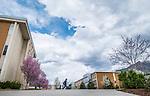 1703-52 GCS Spring 0026<br /> <br /> 1703-52 GCS Spring<br /> <br /> March 22, 2017<br /> <br /> Photography by Nate Edwards/BYU<br /> <br /> &copy; BYU PHOTO 2016<br /> All Rights Reserved<br /> photo@byu.edu  (801)422-7322