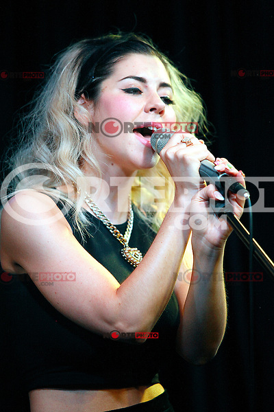 Marina and the Diamonds visit Q102's iHeart Radio Performance Theater in Bala Cynwyd, Pa on August 17, 2012  &copy; Star Shooter / MediaPunchInc /Nortephoto.com<br /> <br /> **SOLO*VENTA*EN*MEXICO**<br /> **CREDITO*OBLIGATORIO** <br /> *No*Venta*A*Terceros*<br /> *No*Sale*So*third*<br /> *** No Se Permite Hacer Archivo**<br /> *No*Sale*So*third*
