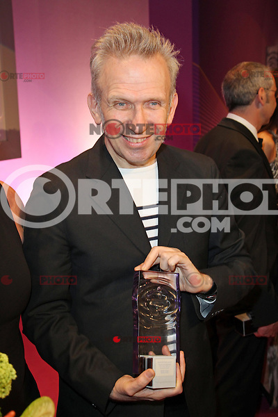 "Award Winner Jean Paul Gaultier attending the ""Duftstars 2012 - German Perfume Award"" held at the Tempodrom in Berlin, Germany, 04.05.2012..Credit: Semmer/face to face /MediaPunch Inc. ***FOR USA ONLY***"