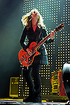 Nancy Wilson of Heart performs at Freedom Hall at the Kentucky State Fair on Friday August 19, 2011.