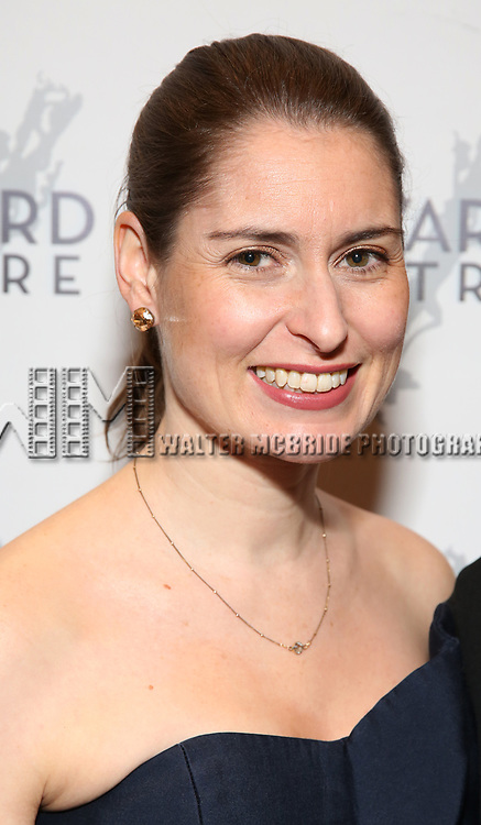 """Suzanne Appel attending the Opening Night Performance for The Vineyard Theatre production of  """"Do You Feel Anger?"""" at the Vineyard Theatre on April 2, 2019 in New York City."""