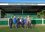 Harpenden Town FC vs St Albans City reserves FC  19th November 2011