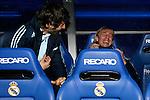 Madrid (06/03/10).-Estadio Santiago Bernabeu..Campeonato Nacional de Liga..Real Madrid 3-Sevilla 2..Esteban Granero-Guti...© Alex Cid-Fuentes/ ALFAQUI...I.