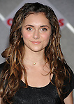 "HOLLYWOOD, CA. - November 09: Alyson Stoner arrives at the ""Old Dogs"" Premiere at the El Capitan Theatre on November 9, 2009 in Hollywood, California."