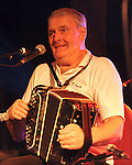 Seamus Begley playing at The gathering in Killarney..Picture by Don MacMonagle