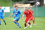Leogang &Ouml;sterreich 28.07.2010, 1.Fu&szlig;ball Bundesliga Testspiel, TSG 1899 Hoffenheim - Antalyaspor, Hoffenheims Vedad Ibisevic gegen Antalyas Tuna &Uuml;z&uuml;mc&uuml;<br /> <br /> Foto &copy; Rhein-Neckar-Picture *** Foto ist honorarpflichtig! *** Auf Anfrage in h&ouml;herer Qualit&auml;t/Aufl&ouml;sung. Belegexemplar erbeten. Ver&ouml;ffentlichung ausschliesslich f&uuml;r journalistisch-publizistische Zwecke.