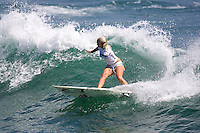 Bethany Hamilton. 2009 ASP WQS 6 Star US Open of Surfing in Huntington Beach, California on July 22, 2009. ..