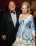 John and Laura Spalding at the Ballet Ball at the Wortham Theater Saturday Feb. 21, 2009.(Dave Rossman/For the Chronicle)