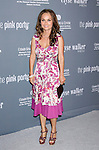 SANTA MONICA, CA. - September 13: TV Personality Giada De Laurentiis arrives at the 4th Annual Pink Party at Barker Hanger on September 13, 2008 in Santa Monica, California.