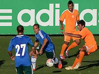 SÃO PAULO,SP, 16 julho 2013 -  Rony  durante treino do Palmeiras no CT da Barra funda  na zona oeste de Sao Paulo, onde a equipe faz jogo treino contra o Atletico Atibaia . FOTO ALAN MORICI - BRAZIL FOTO PRESS