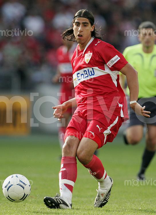 Fussball Bundesliga 2007/08 VFB Stuttgart - Hannover 96 Sami KHEDIRA (VFB).