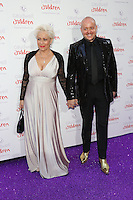 Denise Welch, Lincoln Townley at the 2015 Butterfly Ball, in aid of the Caudwell Children Charity, at the Grosvenor House Hotel. <br /> June 25, 2015  London, UK<br /> Picture: James Smith / Featureflash