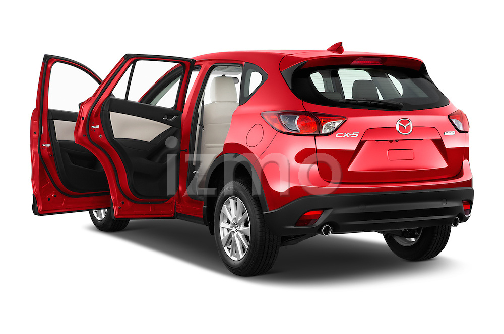 Car images of2016 Mazda CX5 Premium Edition 5 Door SUV Doors