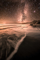 Milky Way Over Avila Beach