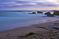 Rocky Coastline of Laguna Beach California