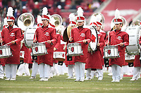 NWA Democrat-Gazette/J.T. WAMPLER Image from Arkansas' 28-21 loss to Mississippi State Saturday Nov. 18, 2017 at Donald W. Reynolds Razorback Stadium in Fayetteville.