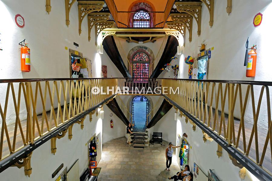 Casa de Cultura em Recife. Pernambuco. 2009. Foto de Catherine Krulik.