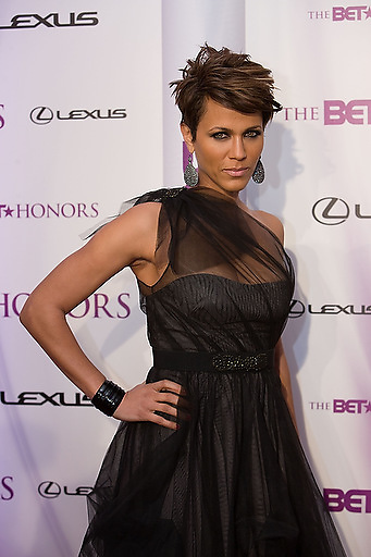 Slug: 2011 BET Honors.Date: 01-16-2011.Photographer: Mark Finkenstaedt.Location:  Wagner Theater, Washington DC.Caption:  2010 BET Honors - Wagner Theater Washington DC.Nicole Ari Parker.
