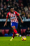 Gelson Martins of Atletico de Madrid in action during the La Liga 2018-19 match between Atletico de Madrid and Athletic de Bilbao at Wanda Metropolitano, on November 10 2018 in Madrid, Spain. Photo by Diego Gouto / Power Sport Images
