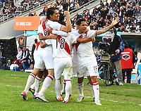 Copa América 2011 3er lugar Perú vs Venezuela