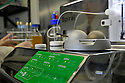 30/11/11 - MOURJOU - CANTAL - FRANCE - INTERLAB. Entreprise specialisee dans la fabrication d instruments d analyses pour l agro-alimentaire - Photo Jerome CHABANNE