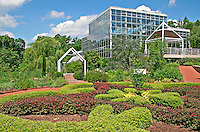 Landscaping at State Botanical Garden Athens Georgia