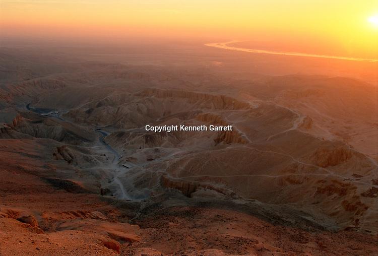 Scenic; Valley of the Kings; Egypt; Pharaohs; King Tutankhamun; TUT