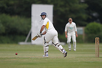 Skipper of Rianham during Bentley CC (Bowling) vs Rainham CC, T Rippon Mid Essex Cricket League Cricket at Coxtie Green Road on 9th June 2018
