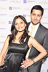 Khyati and Neil Desai at Making Headway Foundation's  Holly's Angels gala at Cipriani in New York City.