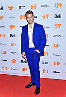 12 September 2017 - Toronto, Ontario Canada - Dan Amboyer.  2017 Toronto International Film Festival - &quot;Brawl In Cell Block 99&quot; Premiere held at Ryerson Theatre. <br /> CAP/ADM/BPC<br /> &copy;BPC/ADM/Capital Pictures
