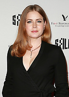 SAN FRANCISCO, CA - DEC 03: Actress Amy Adams attends the 2018 SFFilm Awards Night at The Palace of Fine Arts Exhibition Center on December, 3, 2018 in San Francisco, California. <br /> CAP/MPI/IS/CV<br /> &copy;CV/IS/MPI/Capital Pictures