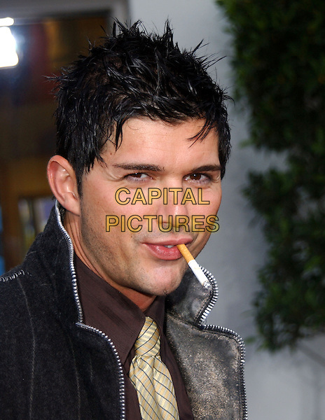 "J.D..Universal Pictures' Los Angeles Premiere of ""The Skeleton Key"" held at Universal City Walk in Universal City, California  .August 2nd, 2005.headshot portrait cigarette smoking.www.capitalpictures.com.sales@capitalpictures.com.Supplied By Capital PIctures"