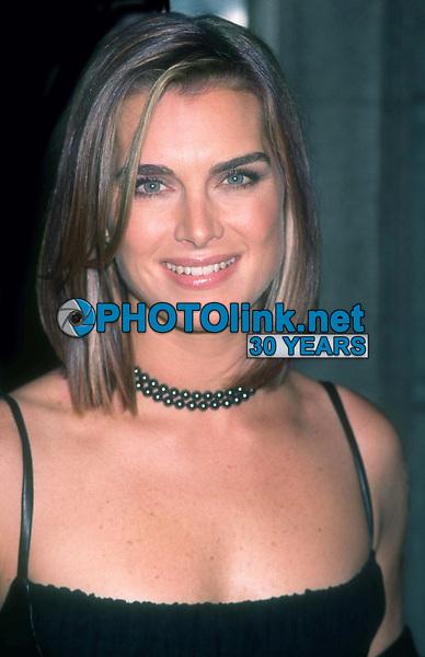 Brooke Shields 1999<br /> Photo By John Barrett/PHOTOlink