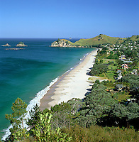 New Zealand, North Island, Coromandel Peninsula: Hahei Beach | Neuseeland, Nordinsel, Coromandel Halbinsel: Hahei Beach