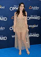 """LOS ANGELES, CA: 18, 2020: Ashley Iaconetti at the world premiere of """"Onward"""" at the El Capitan Theatre.<br /> Picture: Paul Smith/Featureflash"""