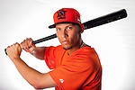 Andrelton Simmons of Team Netherlands poses during WBC Photo Day at the Taichung International Baseball Stadium on February 26, 2013 in Taichung, Taiwan. Photo by Victor Fraile / The Power of Sport Images