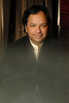 Vikram Chandra, Indian writer in 2007.