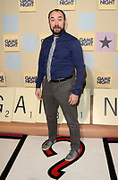 "LOS ANGELES - FEB 21:  Craig Benzine at the ""Game Night"" Premiere at the TCL Chinese Theater IMAX on February 21, 2018 in Los Angeles, CA"