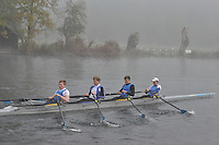011 SES ..Reading Rowing Club Small Boats Head 2011. Tilehurst to Caversham 3,300m downstream. Sunday 16.10.2011