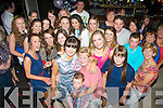 HAPPY 18TH: Emma Quinn, Connolly Park,Tralee (front Centre) celebrated her 18th birthday Saturday night last, in Kirby's Brogue,Tralee, surrounded by family and friends.