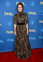 LOS ANGELES, CA. February 02, 2019: Marina de Tavira  at the 71st Annual Directors Guild of America Awards at the Ray Dolby Ballroom.<br /> Picture: Paul Smith/Featureflash
