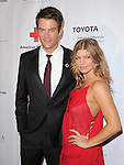 Fergie and Josh Duhamel at The American Red Cross, Santa Monica Chapter's Annual Red Tie Affair held at The Fairmont Miramar Hotel & Bungalows in Santa Monica, California on April 09,2011                                                                               © 2010 Hollywood Press Agency