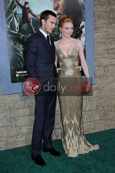 Nicholas Hoult, Eleanor Tomlinson<br />
