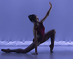 """Space & Tech Rehearsal of """"Spring Works"""" by Cary Ballet Company. Cary Arts Center, Wednesday, 11 March 2020"""
